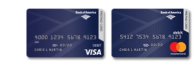 Consumer Payments Prepaid Card - Home Page
