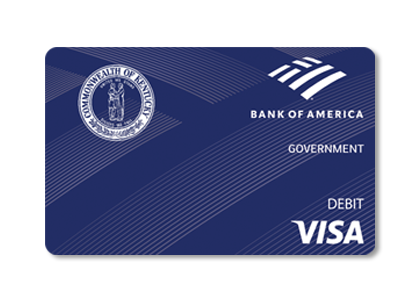 Kentucky Dept of Revenue Tax Refund Card - Home Page